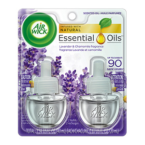 Air Wick Warmer Refills Lavender Scent 2/PK, 646439