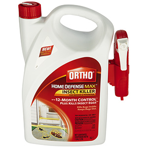 Ortho Home Defense MAX Ready-to-Use Insect Killer, Gallon