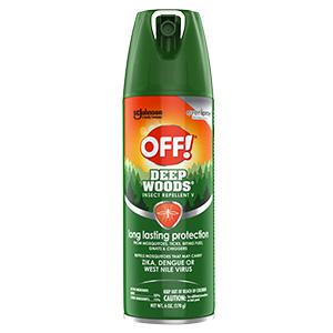 Off! Deep Woods Repellent 6 oz Aerosol