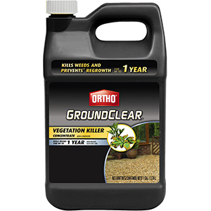 Ground Clear Vegetation Killer, Gallon