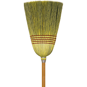 "O'Cedar 10"" Warehouse Corn Broom 10"""