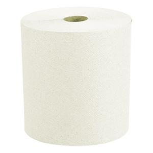 Green Source Jumbo Roll Towels White