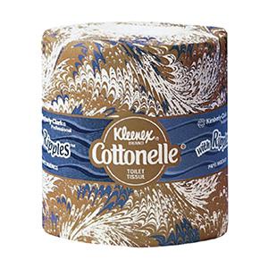 Cottonelle Kleenex Cottonelle Two-Ply Toilet Tissue