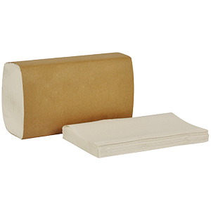 Essity North America Singlefold Paper Towels Natural White