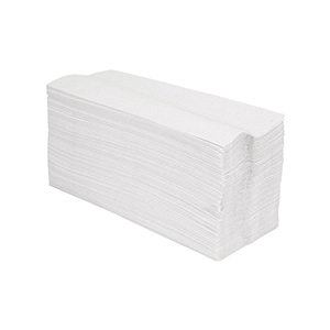 Pur Value C-Fold Paper Towels 200 Sheet Pack White