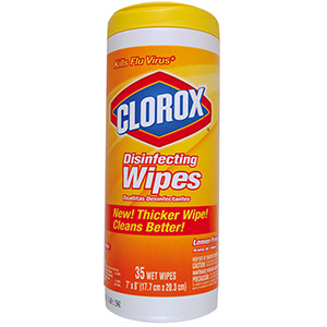 Clorox Disinfecting Wipes 35 Wipes