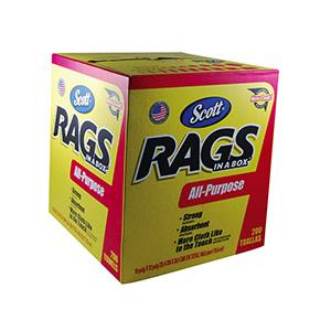 Scott Rags In A Box Rags In A Box