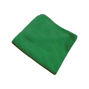 "O'Cedar Microfiber General Purpose Cloth Green 16"" x 16"""