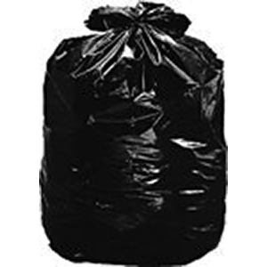 31-33 Gallon Heavy Duty Low Density Trash Box of 250