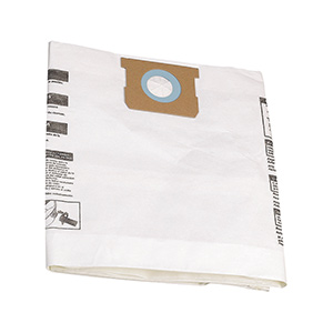 Shop-Vac Disposable Paper Collection Bag, 3/Pack 9066200