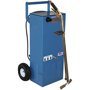 Intimidator 15-Gallon Carpet Machine