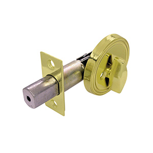 Keyless Deadbolt Polished Brass