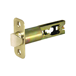 Springlatch Polished Brass