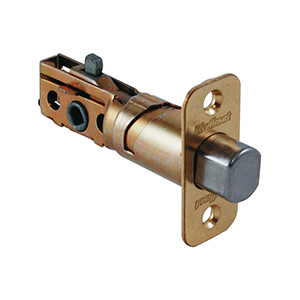 Kwikset 780 Deadbolt Latch Polished Brass