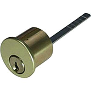 Ilco Rim Cylinder Schlage Keyway Polished Brass