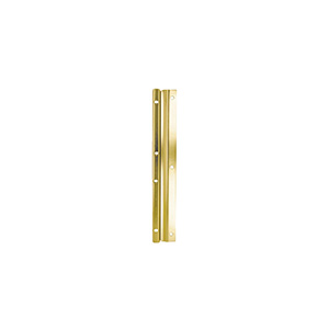 Door Latch Protector Polished Brass