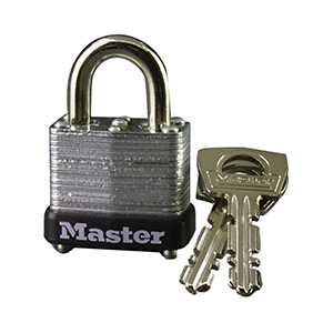 Master Lock # 10KA Padlock Key Alike #L23