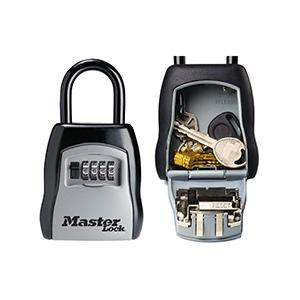 Master Lock Portable Lock Box 5400D