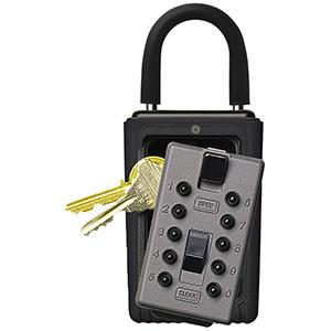 KeySafe Portable Key Lock Box