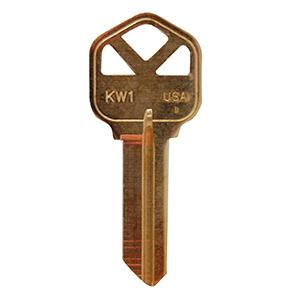 Kwikset Key Blank KW1