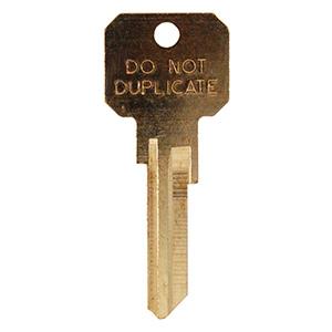 Kwikset Key Blank KW1 DND