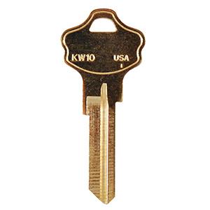 Kwikset Key Blank KW10