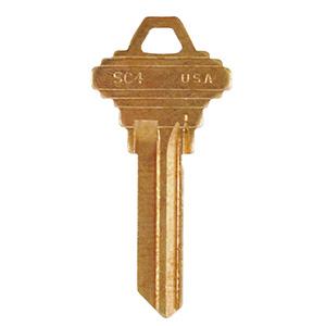 Schlage Key Blank SC4