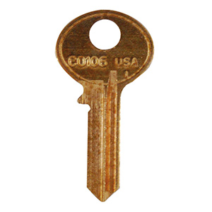 Hudson Key Blank HL1/CO106