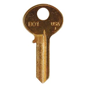 Hudson Key Blank HL2/B01