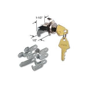 XL Style Multi-Cam Mailbox Lock