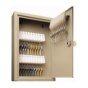 Key Cabinet 30 Tag Capacity