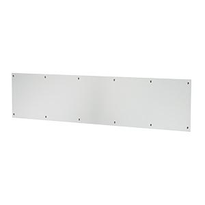 """Kick Plate 8"""" x 34"""" Aluminum"""