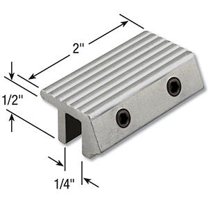 Tamper-Proof Window Lock Aluminum
