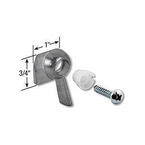 Window Sash Lock Left Hand Chrome