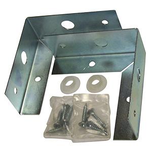"""Bifold Door Corner Repair Bracket 1-1/8"""" Door"""
