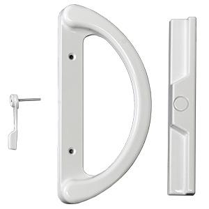 Sliding Patio Door Handle White