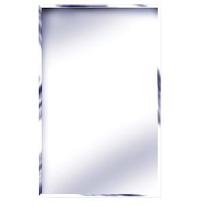 "Recessed Medicine Cabinet Framed Mirror 16"" x 22"""