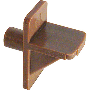 Cabinet Shelf Support Clip Plastic