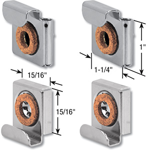 Mirror Mounting Set Adjustable 4-Piece
