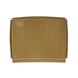 "Vanity Base Cabinet Liner Beige Polyethylene 30"" x 21"""