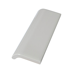 "Ceramic Mud Trim Edge Tile Canvas 2"" x 6"""