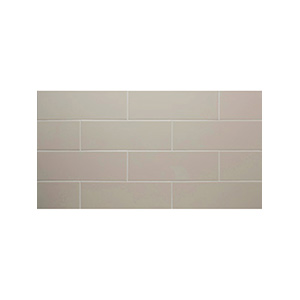 "Ceramic Subway Tile Canvas 4-1/4"" x 12-3/4"" Canvas"