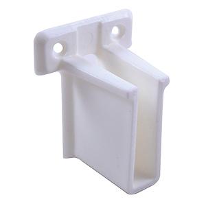 Shelf Rod End Bracket For Ventilated Shelving