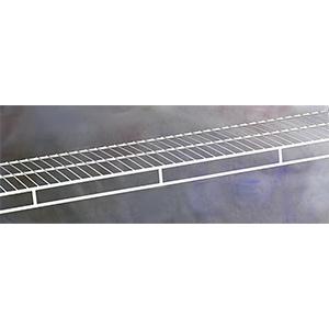 "Closetmaid Ventilated Shelf and Rod 16""D x 12 Ft"