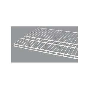"""Closetmaid Ventilated SuperSlide Linen Shelf 16""""D x 12 Ft"""