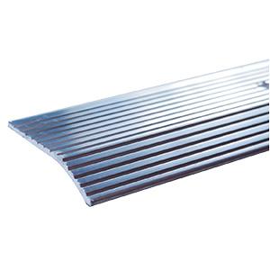 """Silver Carpet Trim Strip 1-3/8"""" x 72"""""""