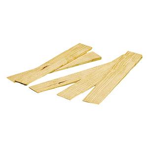 """Wood Shims 8"""""""