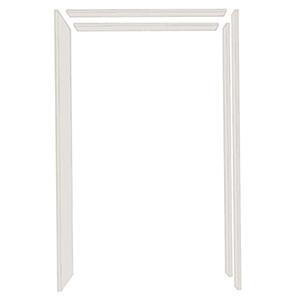 """Exterior Wood Door Jambs Set 4-5/8"""" 3-Piece"""