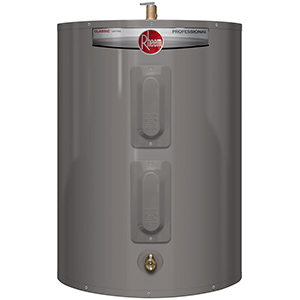 Rheem 28 Gallon Low-Boy Electric Water Heater