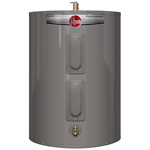 Rheem 36 Gallon Low-Boy Electric Water Heater